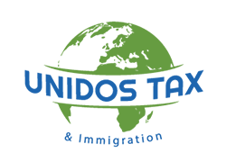 Unidos Tax & Immigration Services Logo